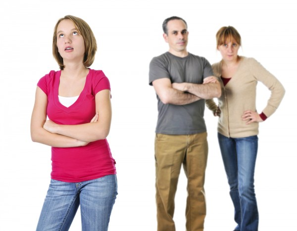 Kiedy w rodzicu rośnie złość i bezradność...